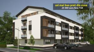 Ansambluri rezidentiale sector 4