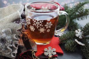Cinci ceaiuri de baut iarna
